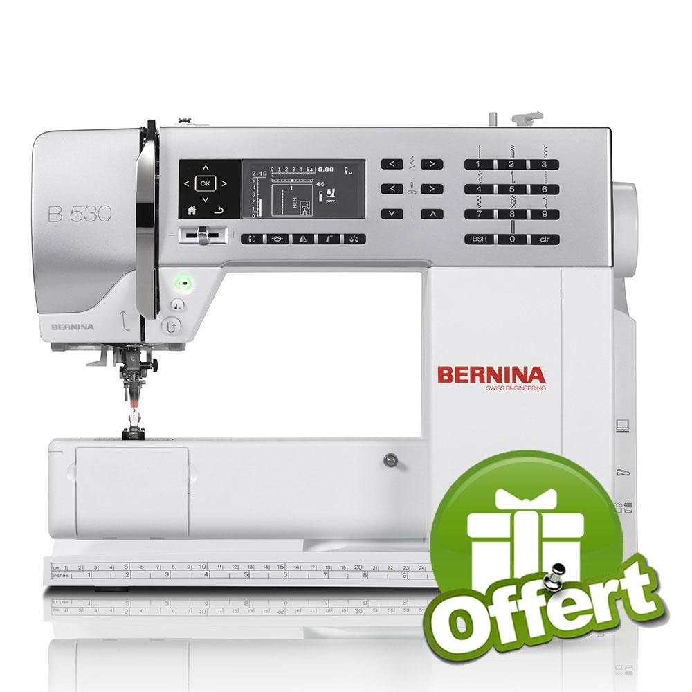 Bernina s rie 5 530 bernina ets stecker bertrix for Machine a coudre 50 euros