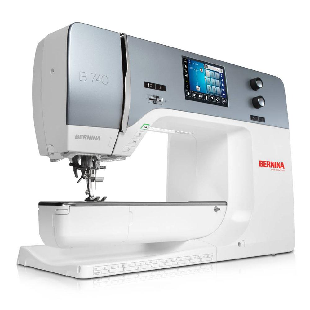 Bernina s rie 740 bernina ets stecker bertrix for Machine a coudre 50 euros