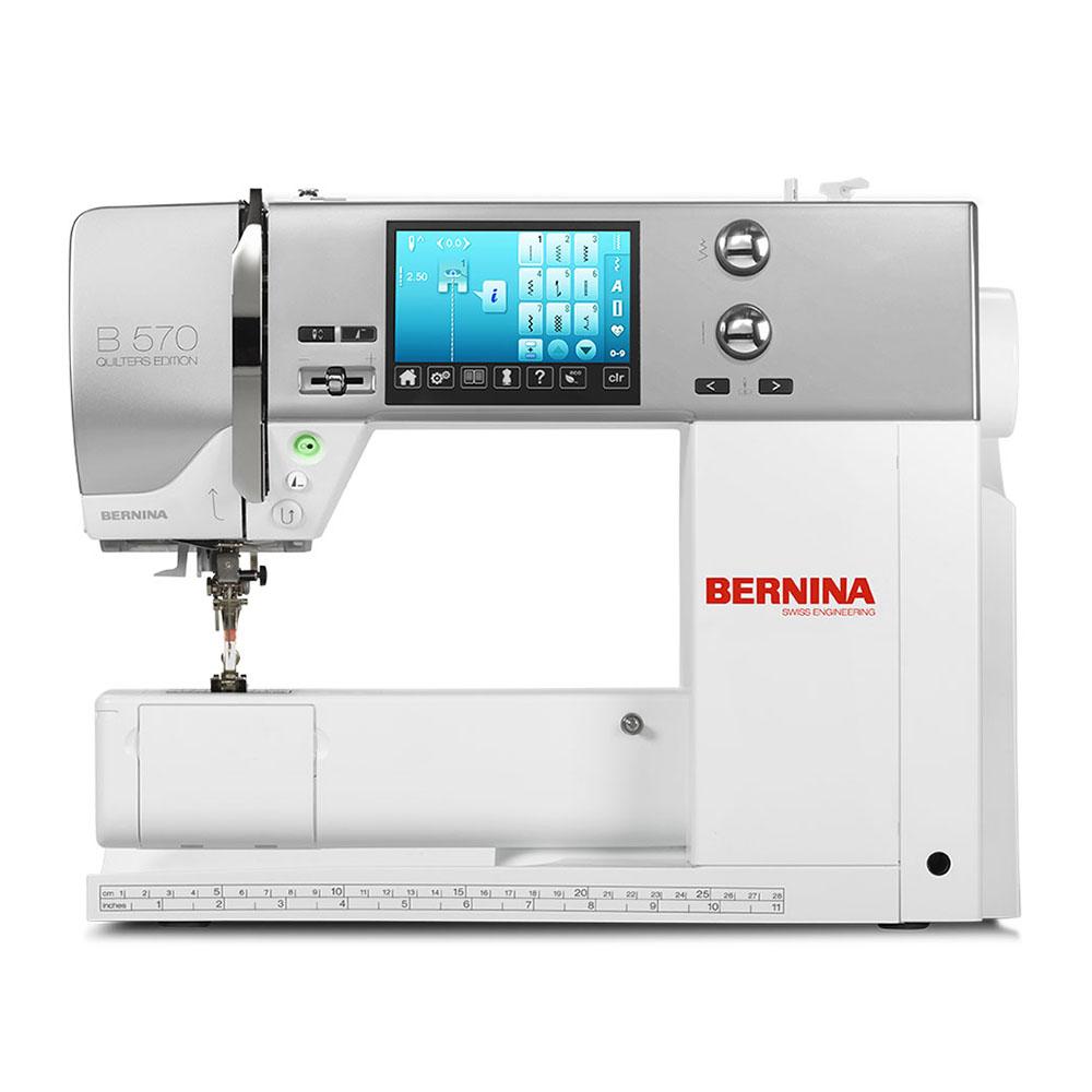 Bernina s rie 5 570qe bernina ets stecker bertrix for Machine a coudre 50 euros