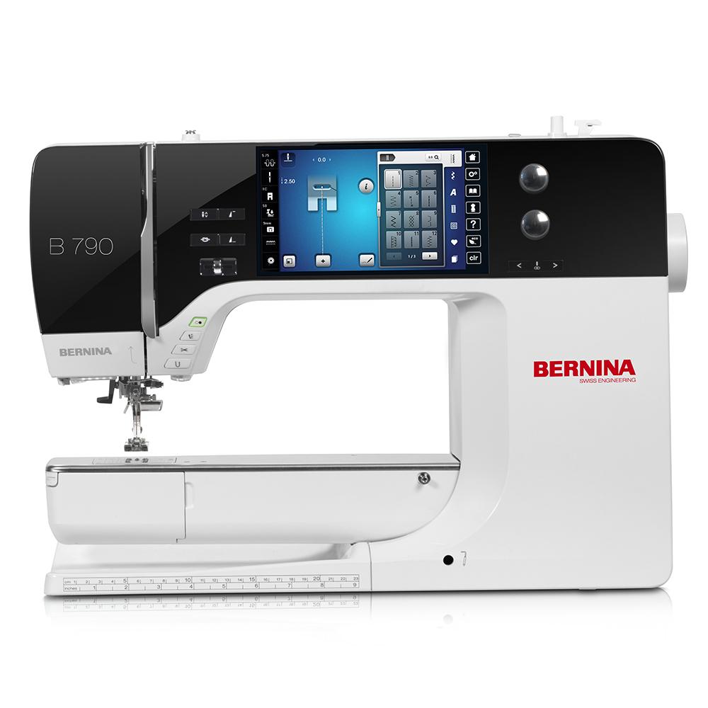 Bernina s rie 7 790 bernina ets stecker bertrix for Machine a coudre 50 euros
