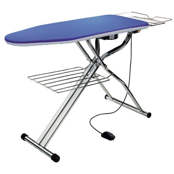 Table a repasser aspirante chauffante soufflante singer - Table de repassage active ...