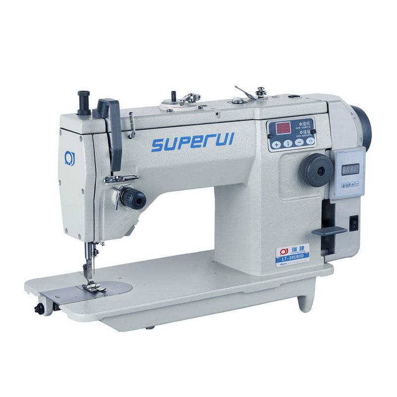 Superui lt 20u83d superui ets stecker bertrix for Machine a coudre 50 euros